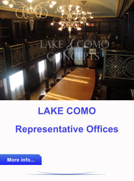 Lake Como Concepts lake como property