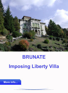 Lake Como Concepts lake como property brunate